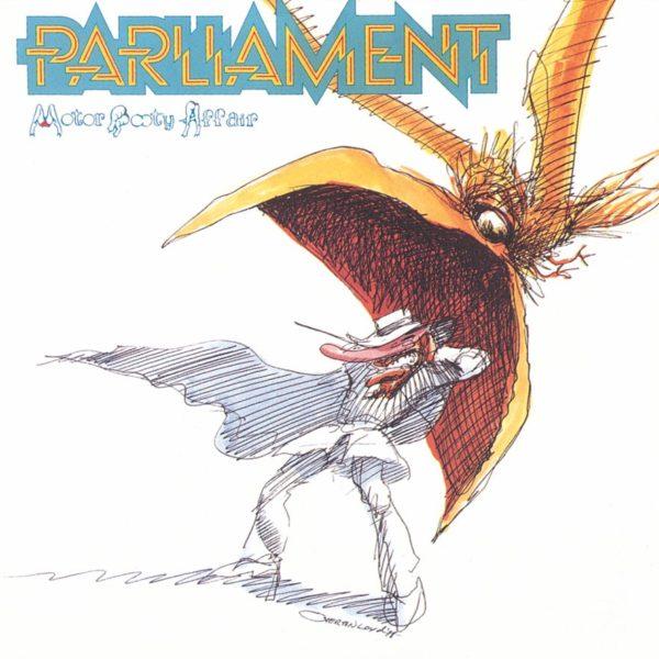 Parliament – Motor Booty Affair