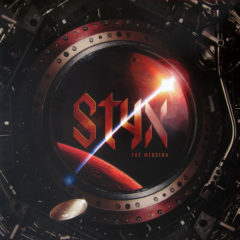 Styx ‎– The Mission