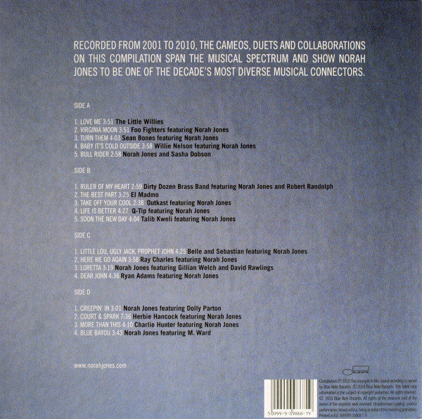 Norah Jones – Featuring
