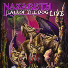 Nazareth ‎– Hair Of The Dog Live