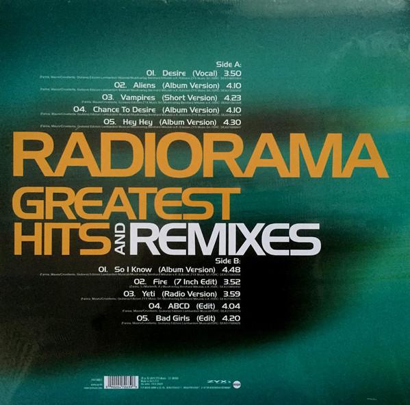 Radiorama – Greatest Hits & Remixes