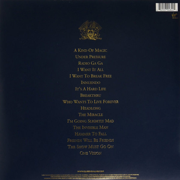 Queen – Greatest Hits II