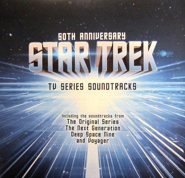 Various – 50th Anniversary Star Trek (TV Series Soundtracks)