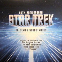Various ‎– 50th Anniversary Star Trek (TV Series Soundtracks)