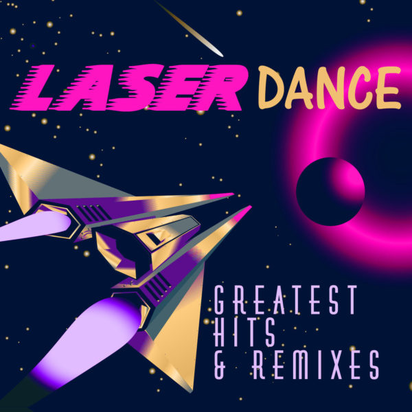 Laserdance ‎– Greatest Hits & Remixes