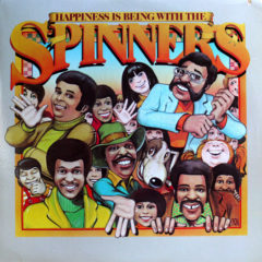 Spinners ‎– Happiness Is Being With The Spinners
