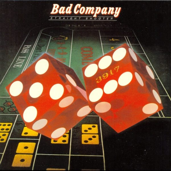Bad Company ‎– Straight Shooter ( 2 LP, 180g )