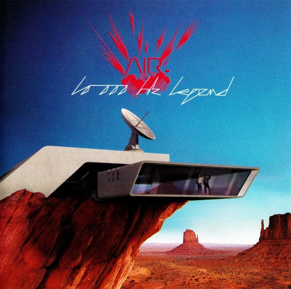 AIR – 10,000 Hz Legend ( 2 LP, 180g )
