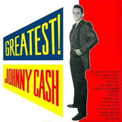 Johnny Cash ‎– Greatest! ( 180g )