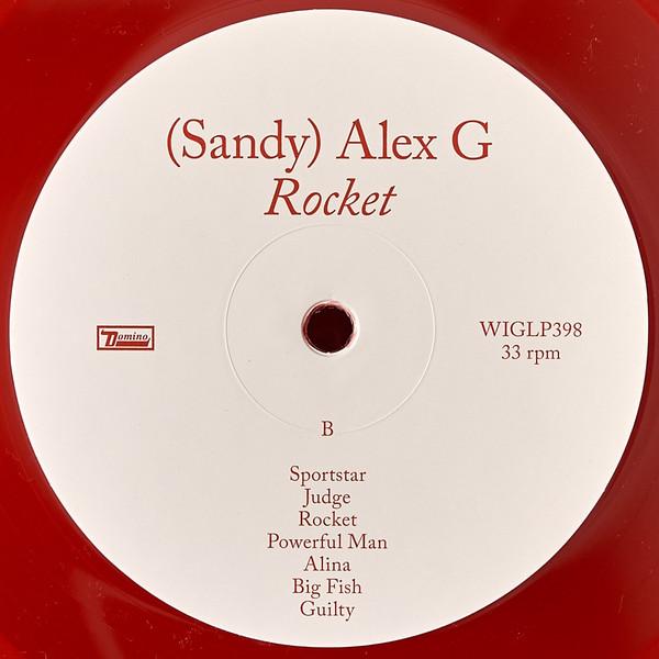 Alex G – Rocket ( 180g, Color Vinyl )
