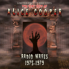 Alice Cooper ‎– The Very Best Of Alice Cooper - Radio Waves 1975-1979 ( Color Vinyl )