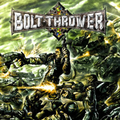 Bolt Thrower ‎– Honour - Valour - Pride ( 2 LP, 180g )
