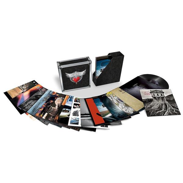 Bon Jovi – The Albums ( Box Set, 25 LP, 180g )
