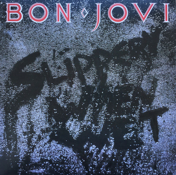 Bon Jovi ‎– Slippery When Wet ( 180g )