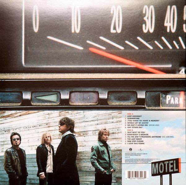 Bon Jovi – Lost Highway ( 180g )