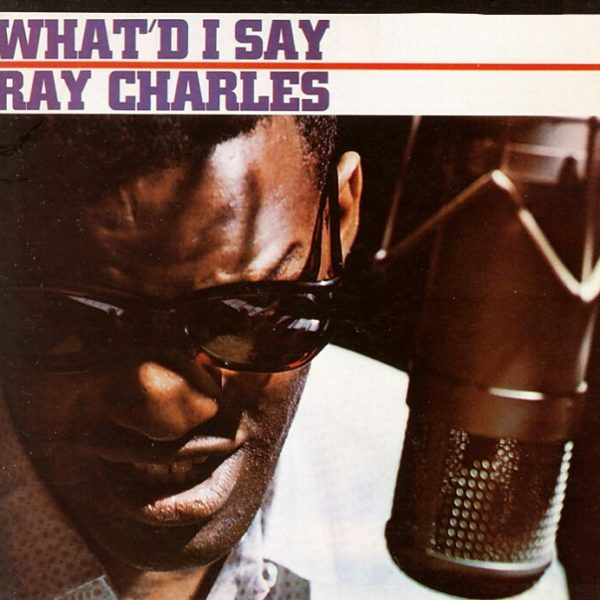 Ray Charles – What'd I Say ( Color Vinyl )