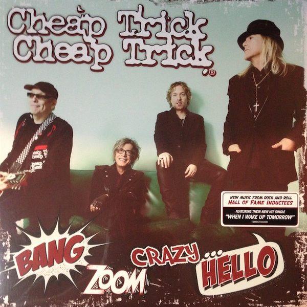 Cheap Trick – Bang, Zoom, Crazy... Hello