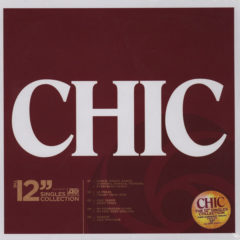 "Chic ‎– The 12"" Singles Collection ( 5 LP, Box Set )"