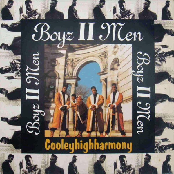 Boyz II Men ‎– Cooleyhighharmony (2016)