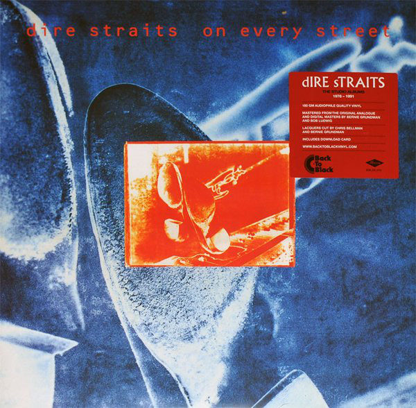 Dire Straits ‎– On Every Street