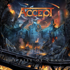 Accept ‎– The Rise Of Chaos ( 2 LP, 180g )