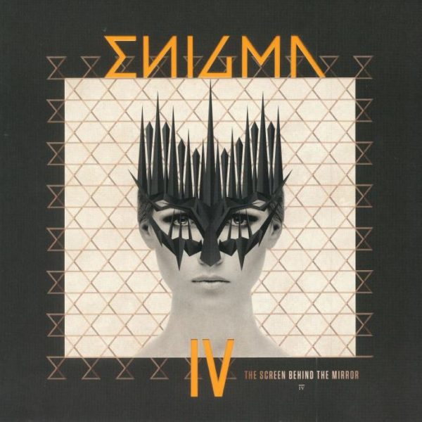 Enigma – The Screen Behind The Mirror ( 180g, Color Vinyl )