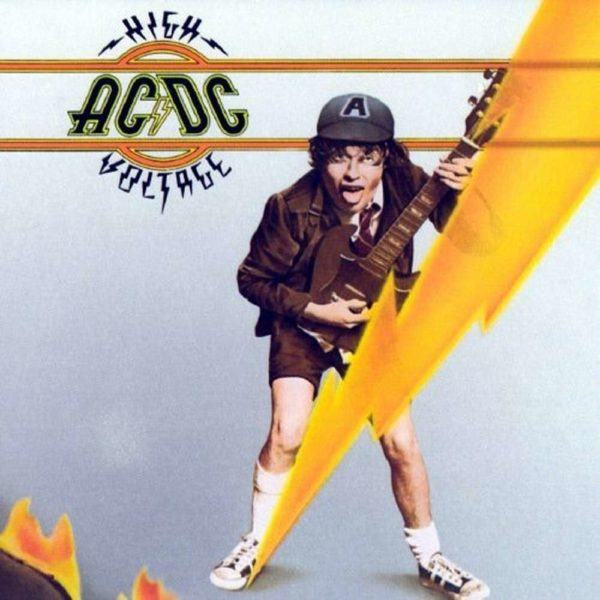 AC/DC ‎– High Voltage