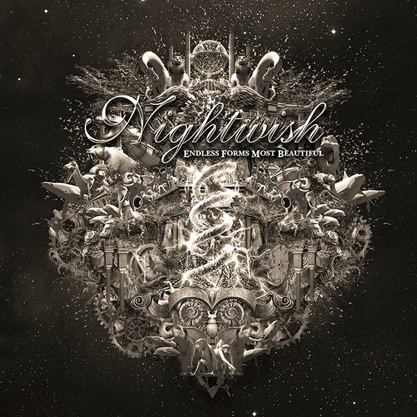 Nightwish ‎– Endless Forms Most Beautiful