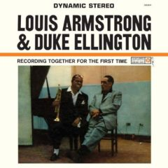 Louis Armstrong & Duke Ellington ‎– Recording Together For The First Time ( 180g )