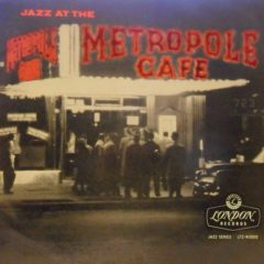 Red Allen, Cozy Cole All Stars, Charlie Shavers ‎– Jazz At The Metropole Cafe