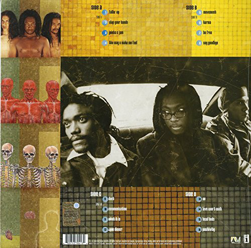 Black Eyed Peas – Behind The Front ( 2 LP, 180g )