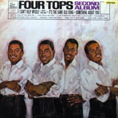 Four Tops ‎– Second Album ( Rare, Stereo )