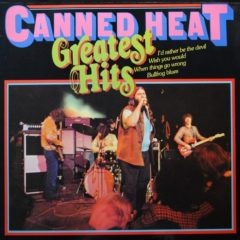 Canned Heat ‎– Greatest Hits