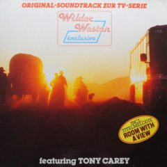 Various Featuring Tony Carey ‎– Wilder Westen Inclusive - Original-Soundtrack Zur TV-Serie
