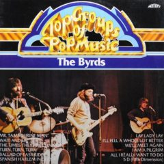 Byrds ‎– Top Groups Of Pop Music