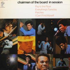 Chairmen Of The Board ‎– In Session