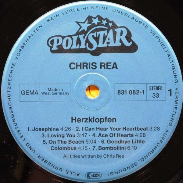 Chris Rea – Herzklopfen