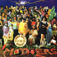 Mothers Of Invention / Frank Zappa ‎– We're Only In It For The Money