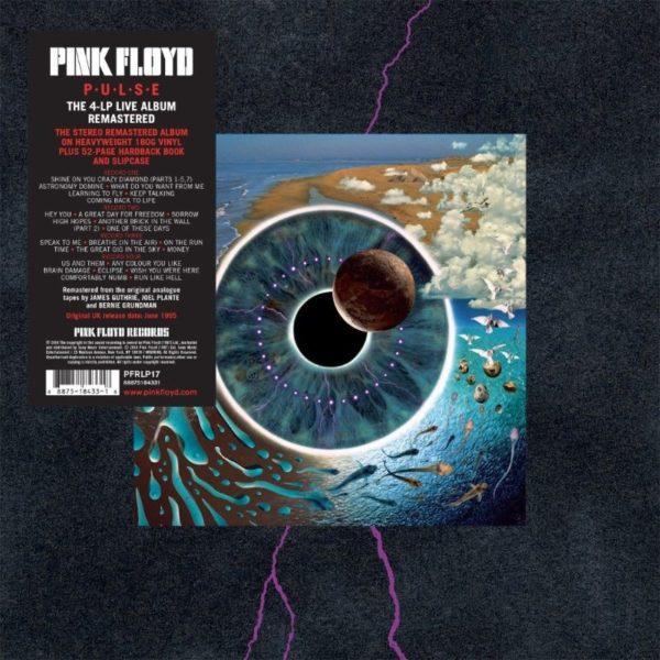 Pink Floyd – Pulse ( Box, 4 LP)