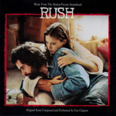 Eric Clapton ‎– Music From The Motion Picture Soundtrack Rush