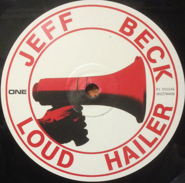 Jeff Beck ‎– Loud Hailer