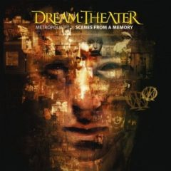 Dream Theater ‎– Metropolis Pt. 2: Scenes From A Memory