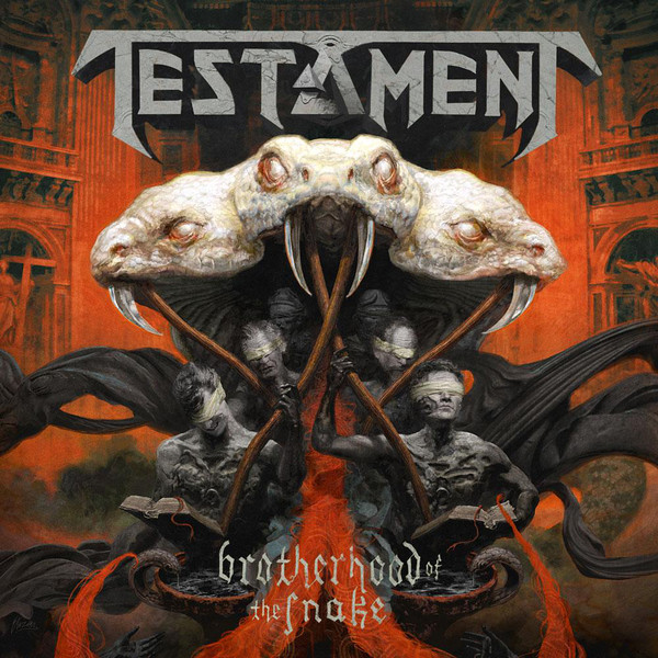 Testament ‎– Brotherhood Of The Snake