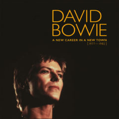 David Bowie ‎– A New Career In A New Town [1977-1982]