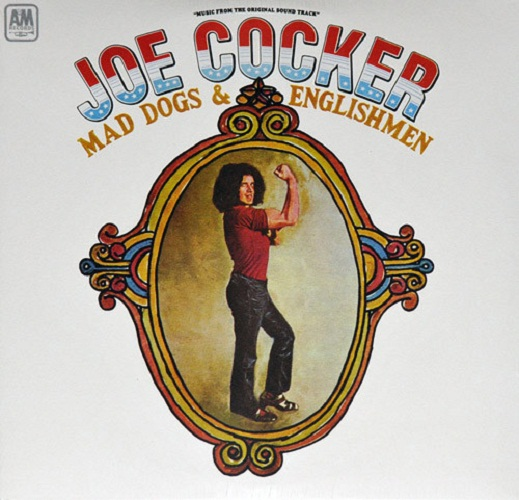 Joe Cocker ‎– Mad Dogs & Englishmen ( 2 LP, 180g )