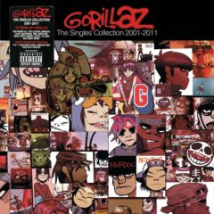 "Gorillaz ‎– Singles Collection 2001-2011 ( 8 LP, 7"", Box Set )"