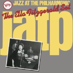 Ella Fitzgerald ‎– Jazz At The Philharmonic ( 2 LP )