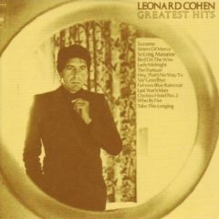 Leonard Cohen ‎– Greatest Hits ( 180g )