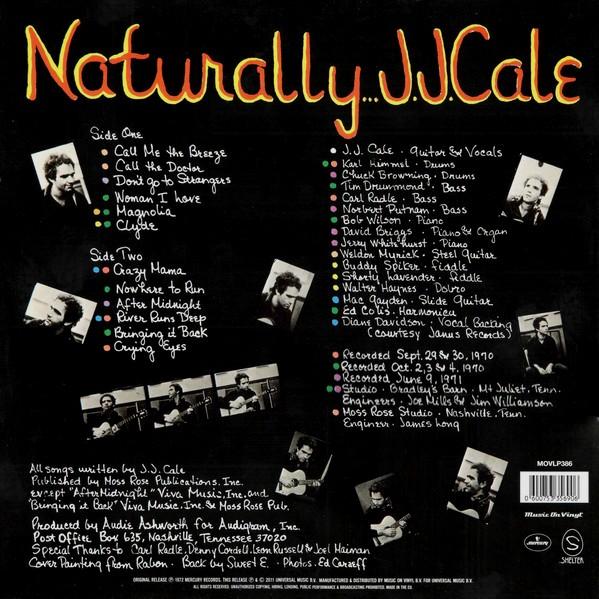 J.J. Cale – Naturally