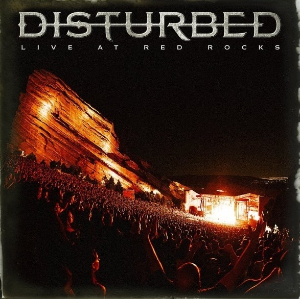 Disturbed ‎– Live At Red Rocks